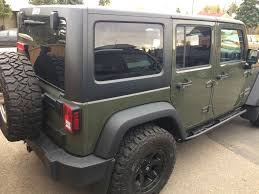 green jeep rubicon used 2016 jeep wrangler unlimited 4 door sport utility in