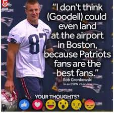 Patriots Fans Memes - so cute and true gronkowski pinterest patriots england