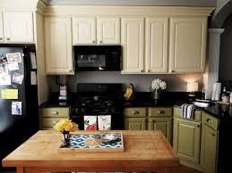 Two Color Kitchen Cabinets Kitchen Room Two Tone Kitchen Cabinets Brown And White Ideas