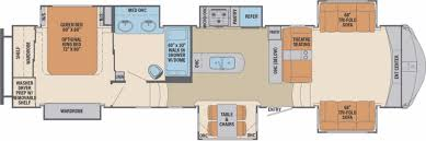 forest river 5th wheel floor plans forest river columbus 389fl rvs for sale camping world rv sales