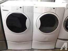 Kenmore Elite Washer Pedestal Kenmore Elite Washer For Sale In California Classifieds U0026 Buy And