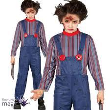 kids halloween killer doll childs play boys u0026 girls fancy dress