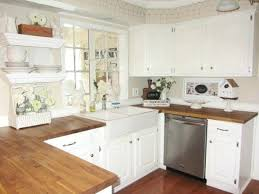 white cabinets with butcher block countertops white cabinets with butcher block countertops medium size of