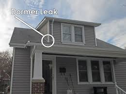 Dormer Building Solving The Problem Of A Leaking Dormer Mosby Building Arts