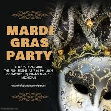 black mardi gras black mardi gras instagram template postermywall