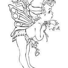 free printable fairy coloring pages adults give