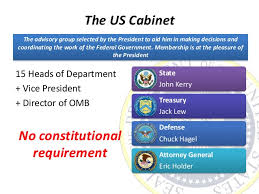 Cabinet Executive Branch The Executive Branch The Presidency
