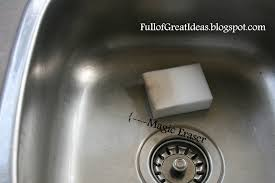 How To Clean Kitchen Sink by Full Of Great Ideas Out Damned Spot Out I Say Cleaning Your Not