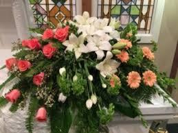 funeral casket soft beauty funeral casket cover in webster tx la mariposa flowers