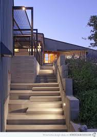 outdoor staircase design charming front staircase design 15 concrete exterior staircase