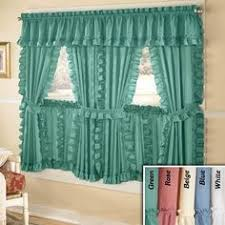 Ruffled Kitchen Curtains Cape Cod Ruffled Curtains Bathroom Pinterest Cod Cape And