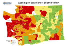 Western Washington Map by How Do Washington U0027s Schools Prepare For A Disaster King5 Com