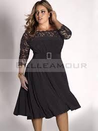 robe de soirã e grande taille pas cher pour mariage robe de soirée grande taille taffetas col v manches courte noir