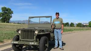 ww2 jeep classics revealed the 1942 ford world war ii military jeep that