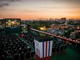 Outdoor Cinema Botanical Gardens Best Outdoor Cinemas In The Uk Where To Outside In