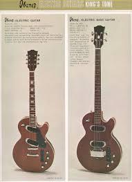 1972 ibanez guitar catalog