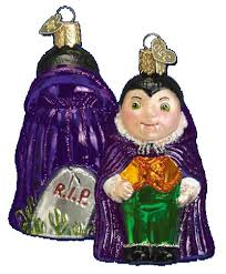 lil dracula glass ornament glass ornaments by merck family u0027s old