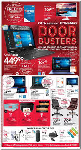 office depot and officemax black friday 2017 ads deals and sales