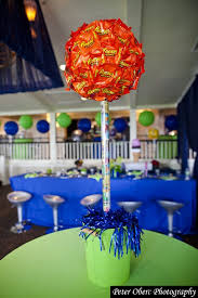 Candy Themed Centerpieces by 160 Best Bar Bat Mitzvah Decorations Images On Pinterest Bats