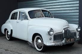 holden car sold holden fx 48 215 sedan auctions lot 2 shannons