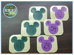 more free disney paint sample flash cards fern smith u0027s