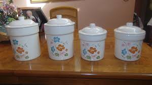 100 4 piece kitchen canister sets ideas cream ceramic