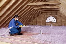 benefits of spray foam insulation near me
