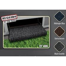 ruggids step rug black el toro rv orange county rv repair