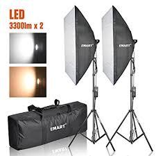 studio lighting equipment for portrait photography amazon com emart photography softbox lighting kit photo equipment