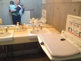 Diapers Changing Table Baby Nappy Change Table In Ehrismann Residence Tokyo Baby