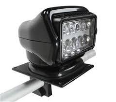 go light magnetic base magnet spotlight base larson electronics