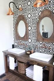 best ideas about bronze wallpaper pinterest wall master bathroom renovation how achieve farmhouse style