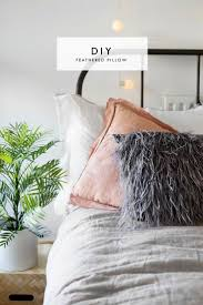 What Is A Feather Bed Best 25 Feather Pillows Ideas On Pinterest Christmas Cushions