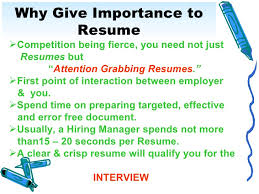 effective resumes tips resume writing