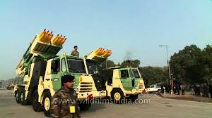 barrel missile launchers of the indian army youtube