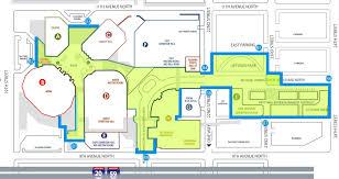 Atlanta Braves Parking Map by Birmingham Open Container Ordinance Creating Boundaries At Bjcc