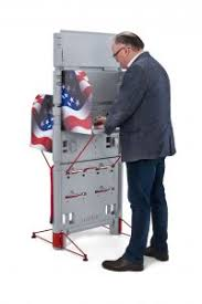 buy a photo booth voting booths for every voting system inclusion solutions
