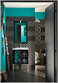 Stunning Bright Bathroom Ideas Contemporary Home Decorating - Colorful bathroom designs
