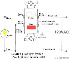 two pole light switch leviton double pole switch wiring diagram cooper pilot light switch