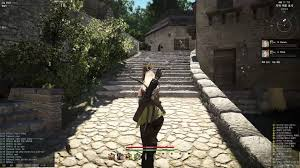 black desert online cbt town housing system and tour hd youtube