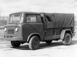 jeep forward control jeep history in the 1950s