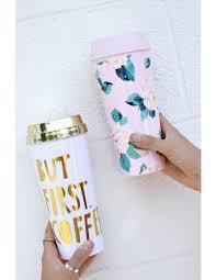 lady of leisure thermal travel mug ban do bando coffee mug