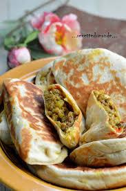 cuisine du monde recette gözlem crêpes turc farcies kefta poivrons recette du monde