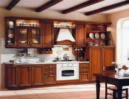 of late latest kerala model wooden kitchen cabinet designs wood