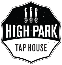 high park tap house full menu