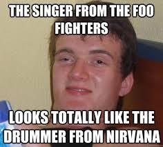 Memes De Internet - the best foo fighters memes teamrock