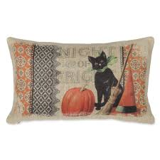 halloween inspired country style throw pillows sturbridge yankee