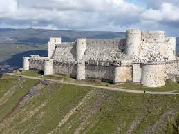 Krak Des Chevaliers by Syria And Lebanon Hidden History
