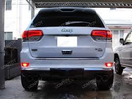 jeep grand cherokee fog lights jeep wk2 grand cherokee led rear fog lights also fit compass dodge