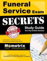 best free funeral service practice test